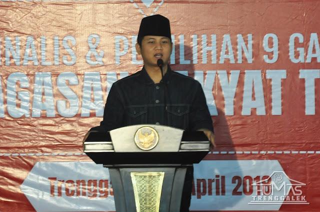 Bertepatan dengan Peringatan Hari OTDA XXII, Plt Bupati Nur Arifin Buka Festival Gagasan Rakyat