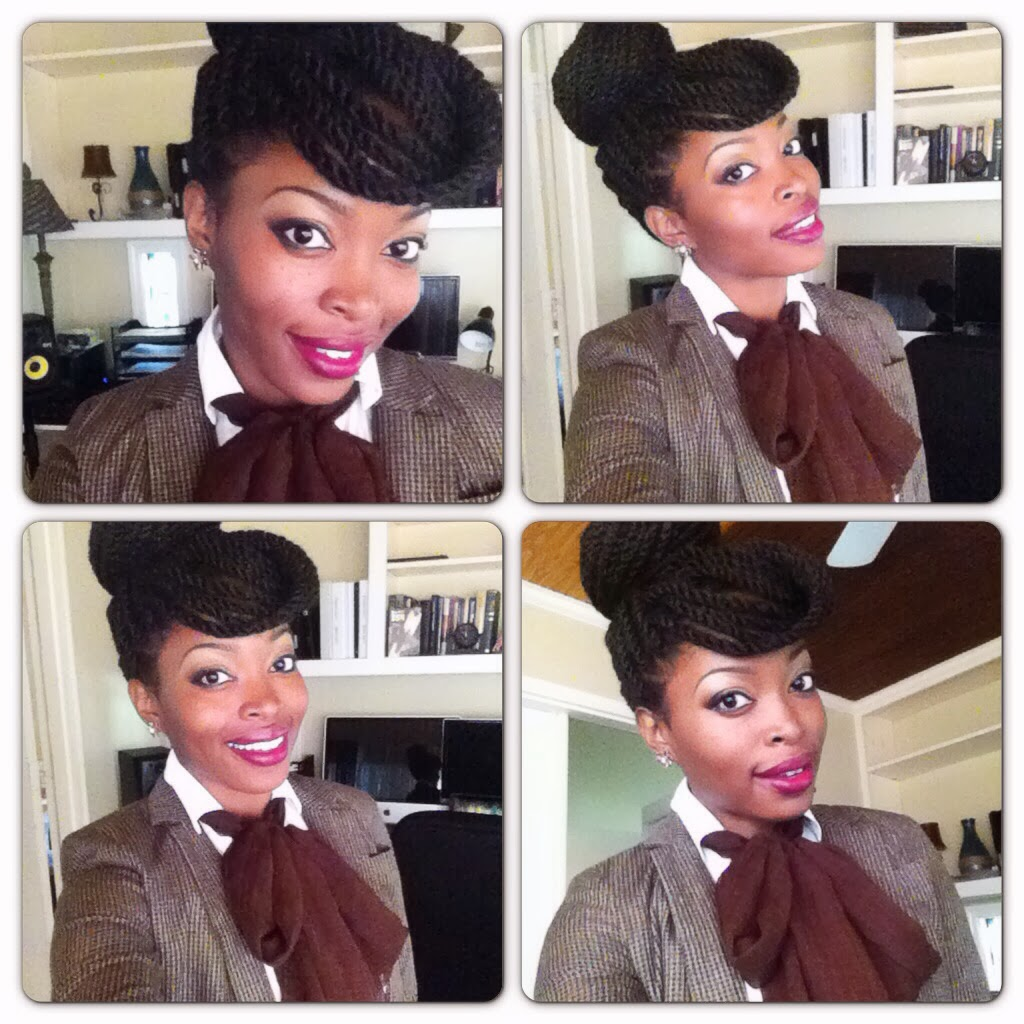 my fair hair: protective hairstyles for winter: havana twists