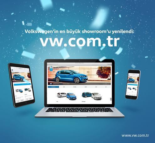 yeni VW sitesi