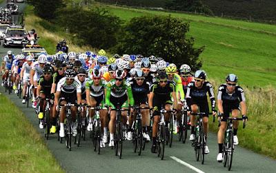 Tour of Britain 2015 Stage List