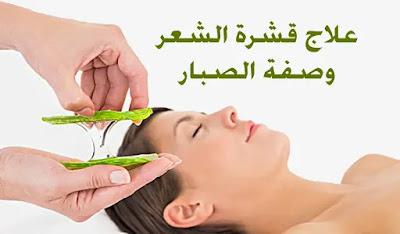علاج قشره الشعر