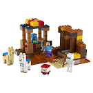 Minecraft The Trading Post Regular Set