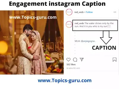 Engagement Captions For Instagram- www.topics-guru.com