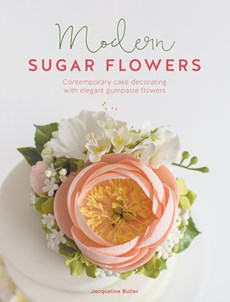 modern sugar flowers cover