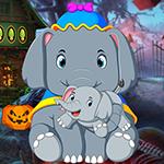 G4K Unruffled Elephant Escape