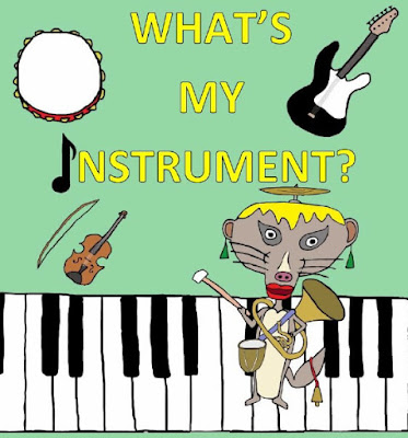 Have fun learning about musical instruments with the story What's My Instrument? written by Johnny Oddsocks. Integrated language arts lesson plan.