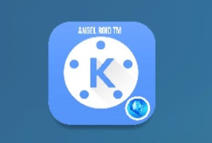 "Download APK ""Diamond V2(Angel Roid TM)"" Kinemaster Mod 2021 [NO WATERMARK][ENGLISH SUB]"