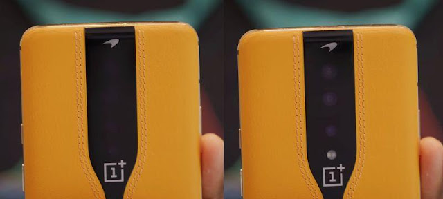 OnePlus Concept One Camera Disappear with Car Sunroof Technology