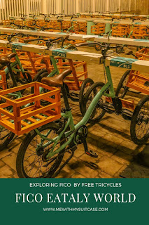 FICO shopping bikes