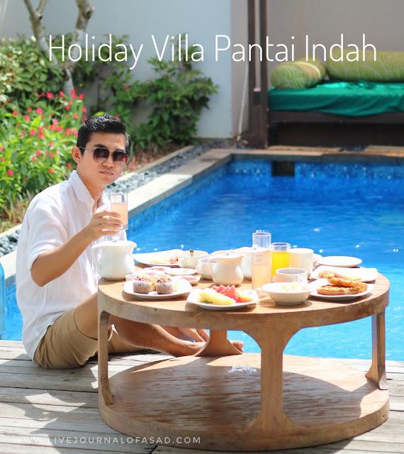 Serunya Liburan di Holiday Villa Pantai Indah, Lagoi Bintan