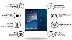Nokia C3 Harga dan Spesifikasi