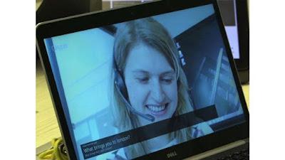 Traducción simultánea Skype disponible