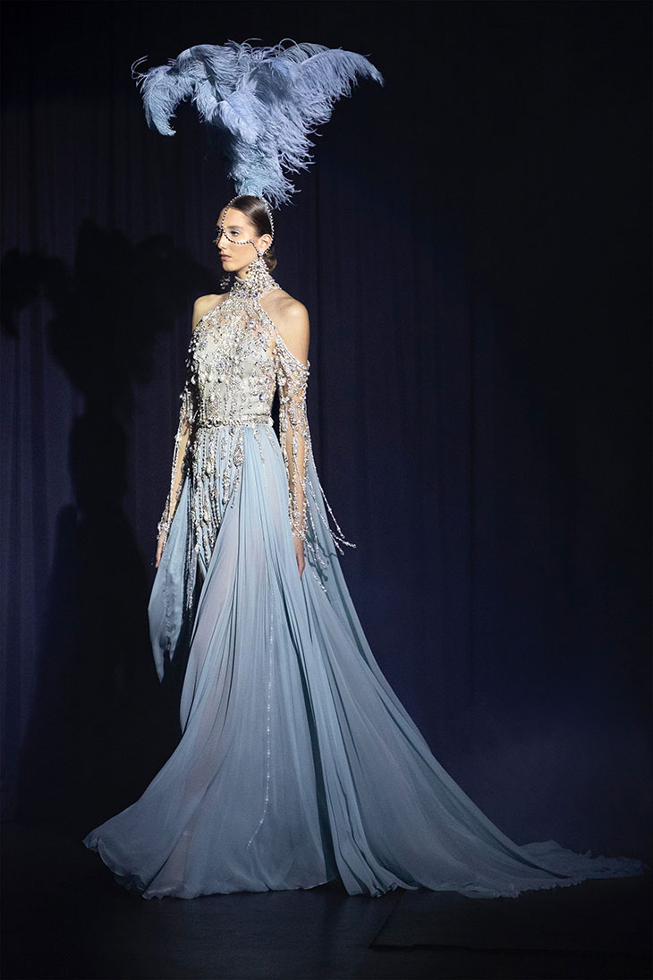 Elie Saab Spring/Summer 2021 Couture Collection