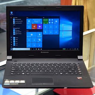 Jual Laptop Lenovo ideaPad B41-35 AMD A8-7410 Series