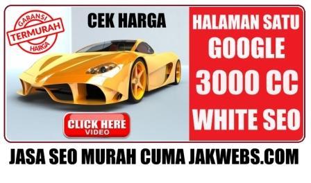 HARGA JASA SEO WEBSITE
