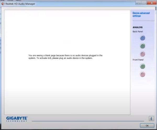 Realtek HD Audio Manager - Driver âm thanh cho Win 7/8/10 (32-bit ,64-bit) b