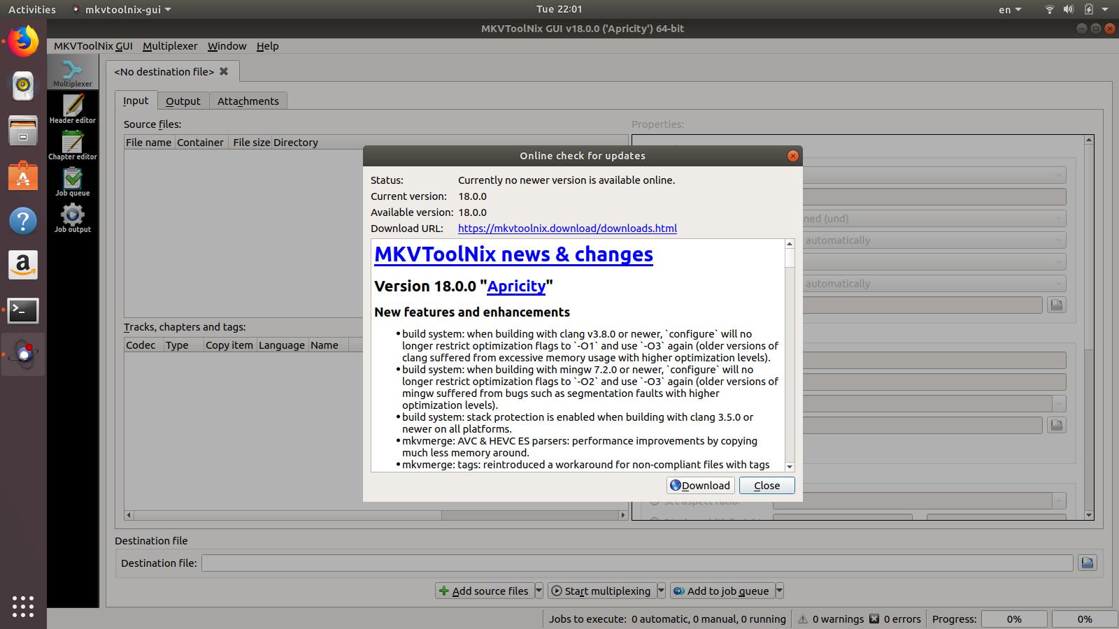 How to install program on Ubuntu: How to Install MKVToolNix