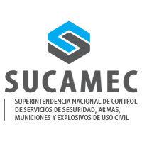 Logo Superintendencia Nacional de Control de Servicios de Seguridad, Armas Municiones y Explosivos de Uso Civil