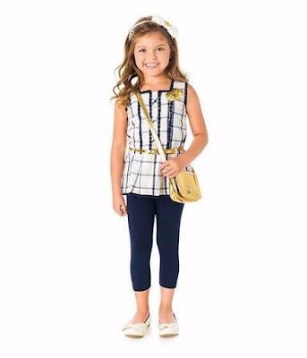 Moda Infantil em kits