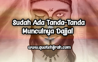 Dajjal artinya berasal dari dari sebuah kata dajala yang mengandung arti menutupi sesuatu. Ustad Somad menjelaskan bahwa Dajjal tanda di hari kiamat.