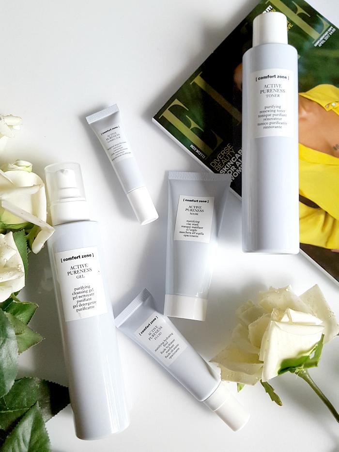 Comfort Zone - Active Pureness Luxus Pflege für unreine Haut