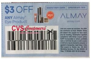 $3.00/1 Almay Eye product Coupon