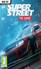 Super Street The Game - Super Street The Game-HOODLUM