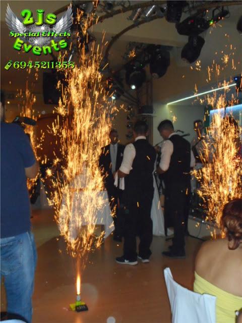 ΣΥΝΤΡΙΒΑΝΙΑ ΦΩΤΙΑΣ ΓΙΑ ΓΑΜΟ ΣΥΡΟΣ SYROS2JS EVENTS