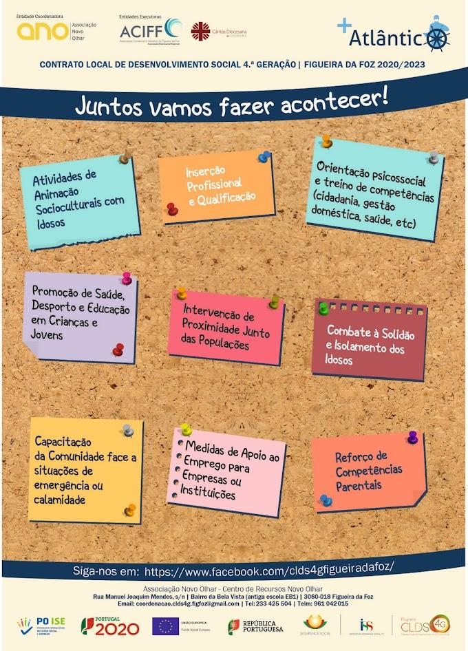 Projeto +Atlântico promove a inclusão social