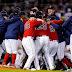 Boston superan a los Yankees y avanzan a Serie Divisional