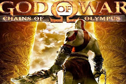 God Of War Chains Of Olympus CSO Ppsspp Android Highly Compressed