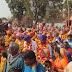सरदारपुर - तीन धाम यात्रा कर लौटे यात्रियों का गवली समाज ने निकाला चल समारोह