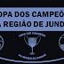 Decisão da Copa dos Campeões regionais de futebol amador será neste domingo