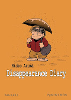 Disappearance Diary by Hideo Azuma.