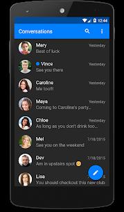 chomp SMS Pro v8.15 build 9081501 Mod Apk