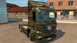 Army Antos skin