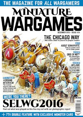 Miniature Wargames 404, 2016