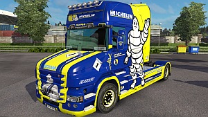 Scania T Michelin pack