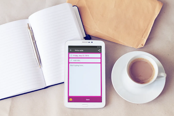 Best Android Diary App