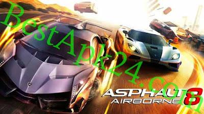Asphalt 8: Airborne v3.2.2a Lattest APK + Mod (Free shopping) 1