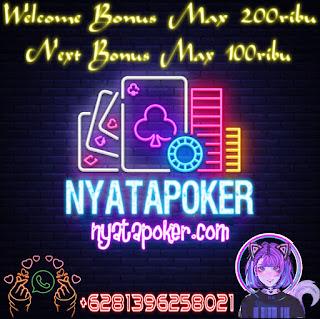 senang4d merupakan salah satu situs judi slot online deposit via pulsa Nyatapokercom