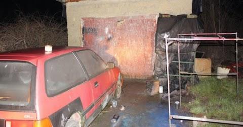 Többször is lopott ugyanabból a garázsból egy jászkiséri férfi