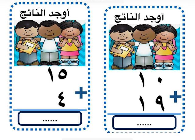 حل كتاب الرياضيات الصف الثالث الوحدة العاشرة