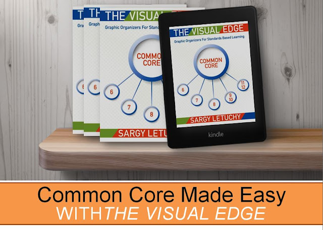 The Visual Edge enables visual learning, and provides the ready-made instructional clarity, precision, flexibility, and efficiency needed to master the quantity and rigor of Common Core.
