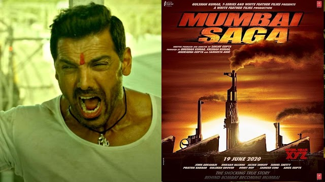 Mumbai Saga Review:The film is for the enthusiasts of John Abraham and Emraan Hashmi, the rest will see shortcomings