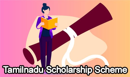 Tamilnadu Scholarship 2020-21 Status, Online Form, Last Date