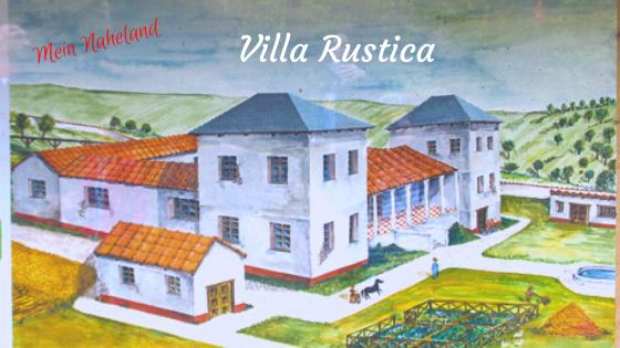 Villa Rustica Binger Wald