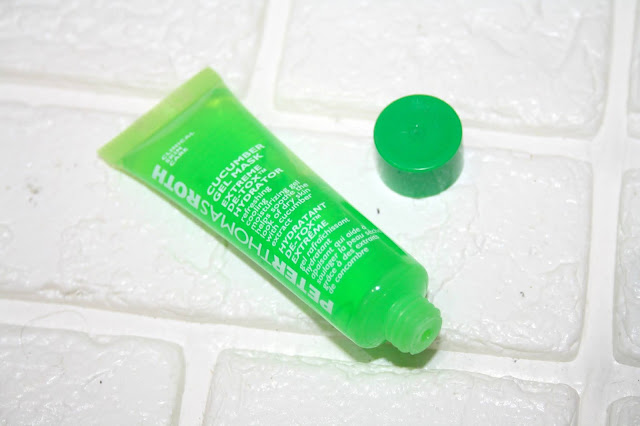 Peter Thomas Roth Cucumber Gel Masque review