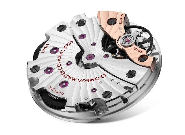 Omega Co-Axial Master Chronometer Calibre 8935
