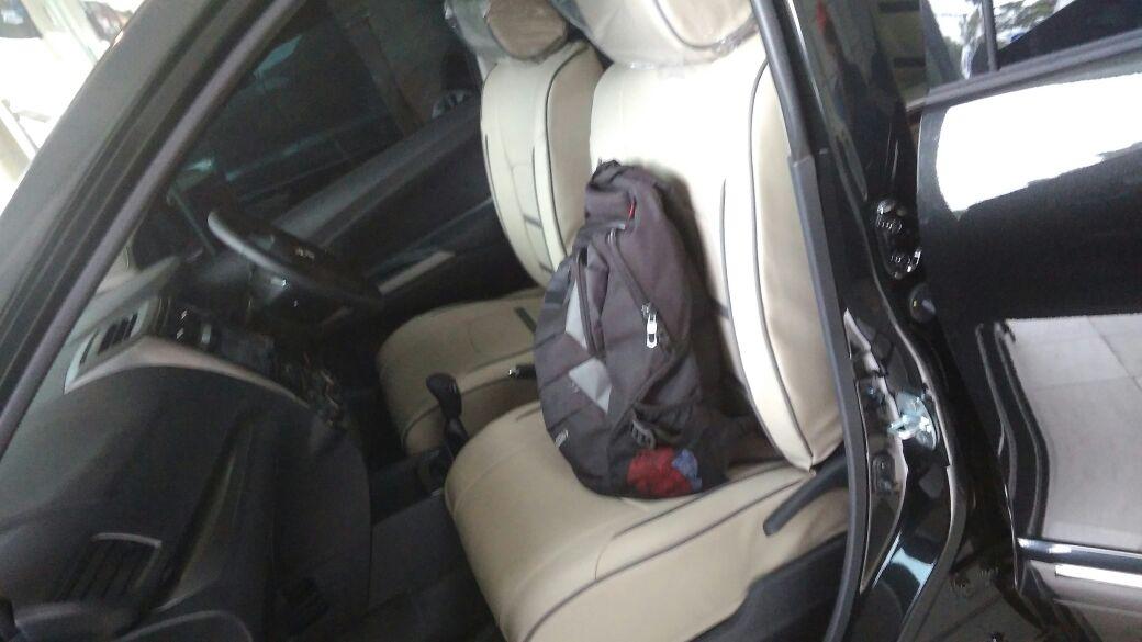 Cover Jok Grand New Avanza Audio 1.3 G Mobil Toyota Spesialis Hasil Pemasangan Sarung